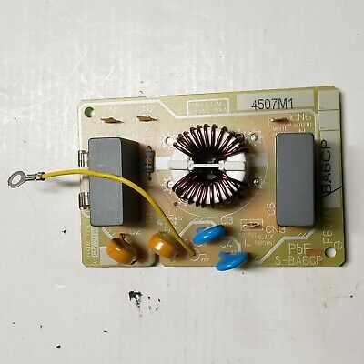 Panasonic Microwave Noise Filter