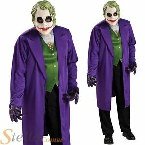 Afficher Joker Halloween Sur Robe Titre Heath D'origine Costume Adulte Le Homme Fantaisie Ledger Batman Détails zMGqpVSU