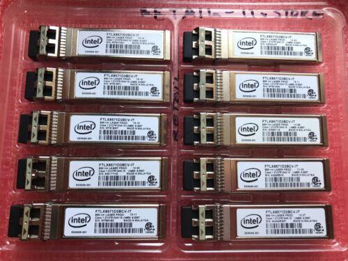 Genuine DELL R8H2F 0R8H2F INTEL 10GE SFP SR E10GSFPSR 850nm MMF 60DAYS WRTY