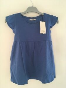 T-shirt-Fille-TIFFOSI-Hope-100-coton-Bleu