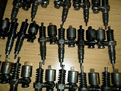 LAND ROVER DISCOVERY TD5 DIESEL BLACK TOP INJECTOR P10 ENGINE CODE MSC100670