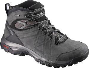 Detalles de Salomon evasion 2 Mid LTR GTX Hombre trekking zapatos outdoor zapatos ver título original