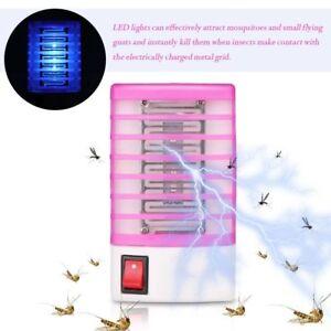 Mosquito-Killer-Lampes-DEL-Douille-Electrique-Moustique-Fly-Bug-Insect-Piege-Tueur