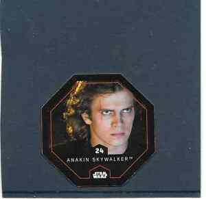 Token-Collector-2015-STAR-Wars-Leclerc-Anakin-Skywalker-N-24-COSMIC-Shells