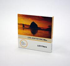 Lee Filters 58mm Standard Adapter Ring fits Nikon 50mm F1.4G AFS