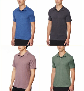 NEW-32-DEGREES-Cool-Men-039-s-Short-Sleeve-Polo-Shirt-Size-amp-Color-VARIETY