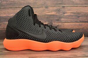 Basketball Shoe Black Orange 897631 007