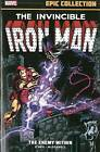 Iron Man Epic Collection: Enemy within by Roger McKenzie, Denny O'Neil (Paperback, 2013)