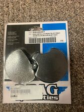 FXR-FXST 84-97 SEMI-METALLIC PADS TO FIT FRONT DS325007 DRAG SPECIALTIES