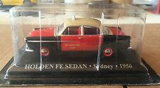 "DIE CAST "" HOLDEN FE SEDAN - SYDNEY - 1956 "" 1/43 TAXI SCALA 1/43"