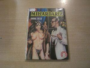 LA-MILIARDARIA-Numero-15-Anno-1986-Amore-Cieco