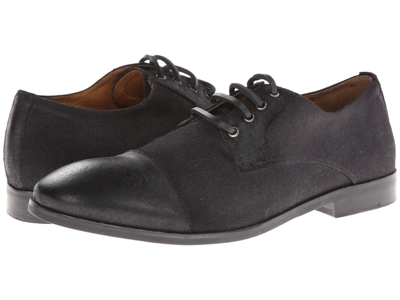 Kenneth Cole New York Comp-osition Men's Lace Up Cap Toe Shoes