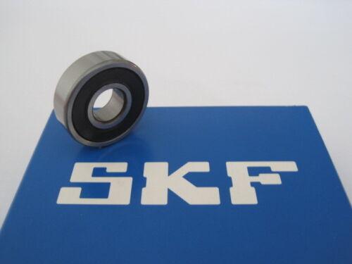 4 Stück SKF Rillenkugellager 6200-2RSH 10x30x9 mm Kugellager 6200 2RS