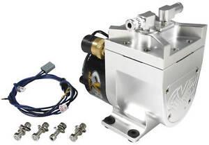 Image Is Loading Hotrod Streetrod 12 Volt Billet Vacuum Pump Brake