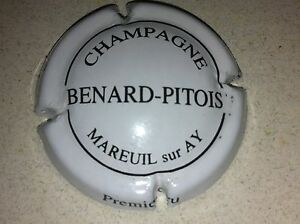CAPSULE DE CHAMPAGNE BENARD PITOIS