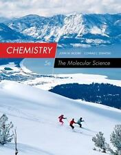 Chemistry : The Molecular Science Moore HARDCOVER INSTRUCTOR'S REVIEW COPY