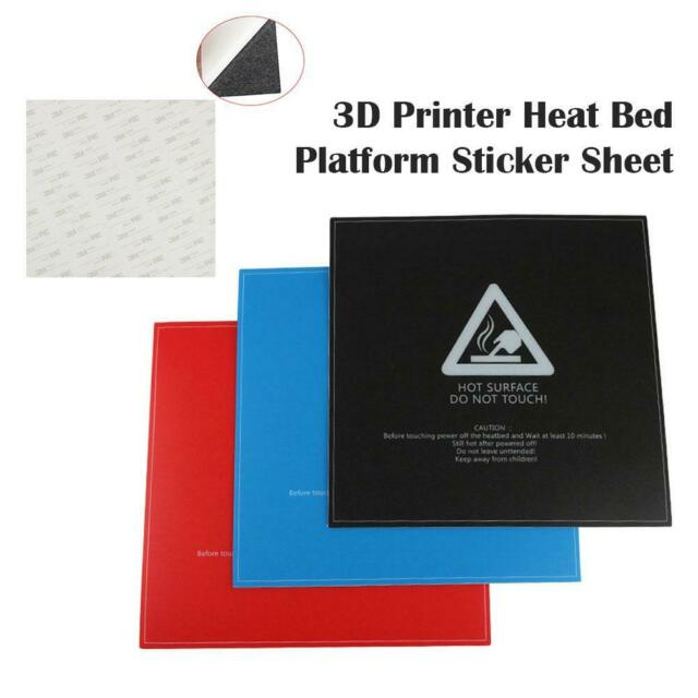 Anet 3D Printer Glass Platform Heatbed Hot Bed Build Surface Plate 220*220mm