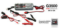 Genius 3500 Ma 6v -12v Battery Charger
