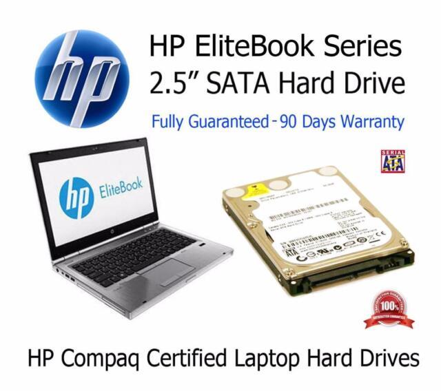 250GB HP EliteBook 2760p 2 5