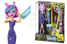SFK Monster High Create-A-Monster Color Me Creepy Werewolf Starter Pack