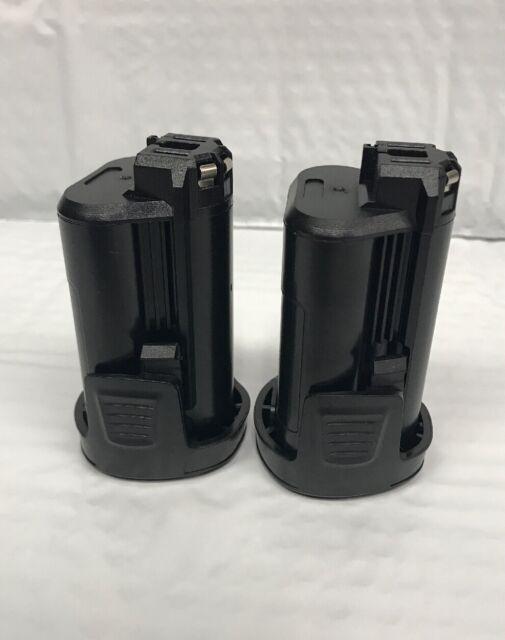 2× 12V 3500mAh Li-Ion Replace Battery For Dremel B812-02 8200 8220 Rotary Tool