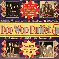 Doo Wop Buffet - Volume 5 - 25 Va Tracks