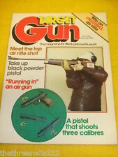TARGET GUN - MEET THE TOP AIR RIFLE SHOT - DEC 1980 # 13