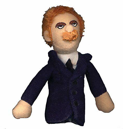 Friedrich Nietzsche Finger Puppet Fridge Magnet Unemployed Philosophers Guild