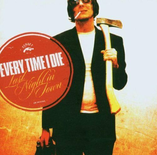 Every Time I Die : Last Night in Town CD Highly Rated eBay Seller Great Prices