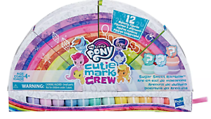 NEW-IN-BOX-My-Little-Pony-Toy-Cutie-Mark-Crew-Sugar-Sweet-Rainbow-Animal-Figures