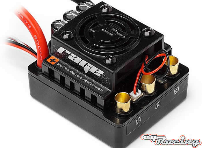 Hpi Flux Rage 1 8 80a brushless regulador viajes regulador 101712 HTB ®
