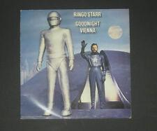 RINGO STARR Vinyl LP Goodnight Vienna,  (Incl No,No Song, Snookeroo,Only You) EX