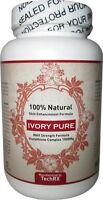 Ivory Pure Skin Whitening Max Glutathione 1500 Mg Pills Brightener Pills