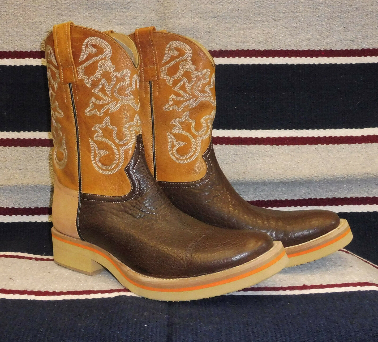 S3055 S3055 S3055 Stivali stivale roper texani country monta western cowboy BARKLEY  44 5d2