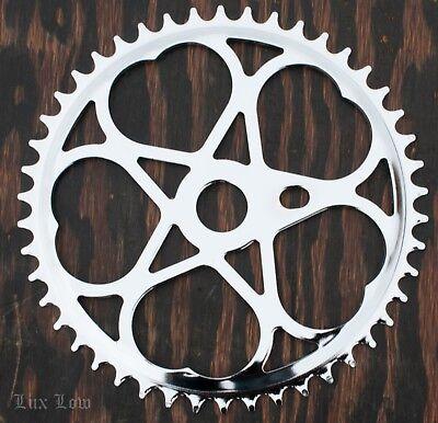 BICYCLE SPROCKET//CHAINRING 4 HOLE  46T BEACH OG SCHWINNS CRUISERS