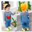 26-style-Kids-Baby-Boys-Girls-Overalls-Denim-Pants-Cartoon-Jeans-Casual-Jumpers thumbnail 59