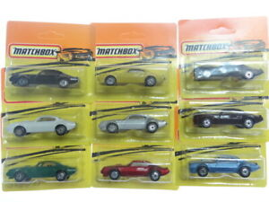 Bulgarian-Matchbox-Models-Pontiac-1988-Die-Cast-Car-New-Old-Made-in-Bulgaria