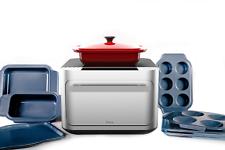 Brava Home Smart Countertop Oven - Chef's Choice Bundle (Certified Refurbished)