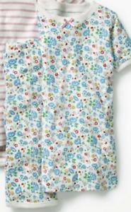 Mini Boden girls pajama shrt john 3 7 8 9 10 11 12 13 14 years floral NEW
