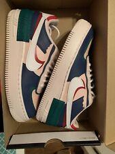 Nike Air Force 1 Shadow Mystic Navy Us Women S Size 6w Ci0919 400