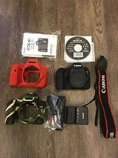 Canon EOS 6D 20.2 MP Digital SLR Camera - Black (Body Only) (8035B002) Must See