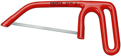 Knipex 98 90 S Range PUK VDE Insulated Junior Hacksaw 21912