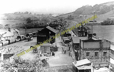Pontrilas Railway Station Photo Devereux Lines. Pandy to Abbeydore and St 3