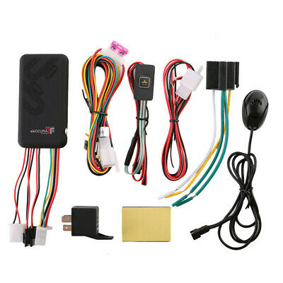 GT06 GPRS GPS GSM Car Tracker Locator Anti-theft SMS Dial Tracking Device+Cable