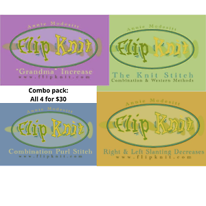Flip-Knits-By-Annie-Modesitt-Combo-Sale-All-Four-Per-Order-Great-for-kids