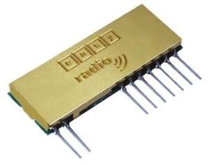 Easy Radio Er900rs-02, Récepteur Rf Récepteur 868 Mhz, 915 Mhz, 3.3 ? 5.5v