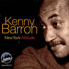 New York Attitude by Kenny Barron (CD, Uptown Jazz)