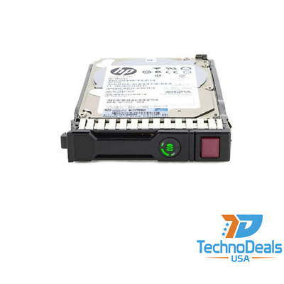 LFF New Bulk hard drive 3.5-inch large form factor HP 508040-001 2TB Serial ATA SATA 3GB//sec transfer rate 7,200 RPM