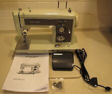 SUPER HEAVY DUTY KENMORE 158.14100 SEWING MACHINE COMPLETELY