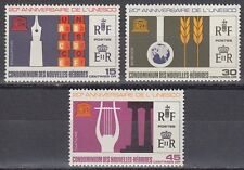New Hebrides Hebriden 1966 ** Mi.251/53 Bildung Education UNESCO [sq5795]